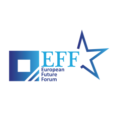 European future forum, logo