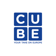 CUBE. Your take on Europe, Logo