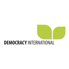 Democracy International, Logo