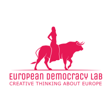European Democracy Lab, Logo